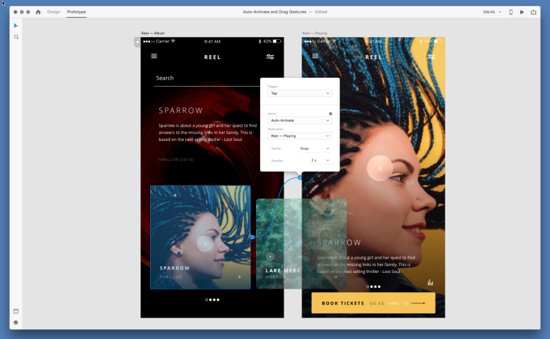 Adobe XD introduces voice prototyping and new UI kit for Alexa