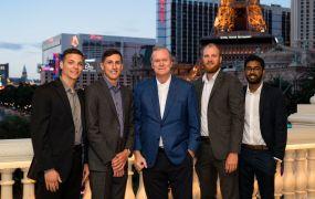 AQUA Intelligence team with Rick Hilton
