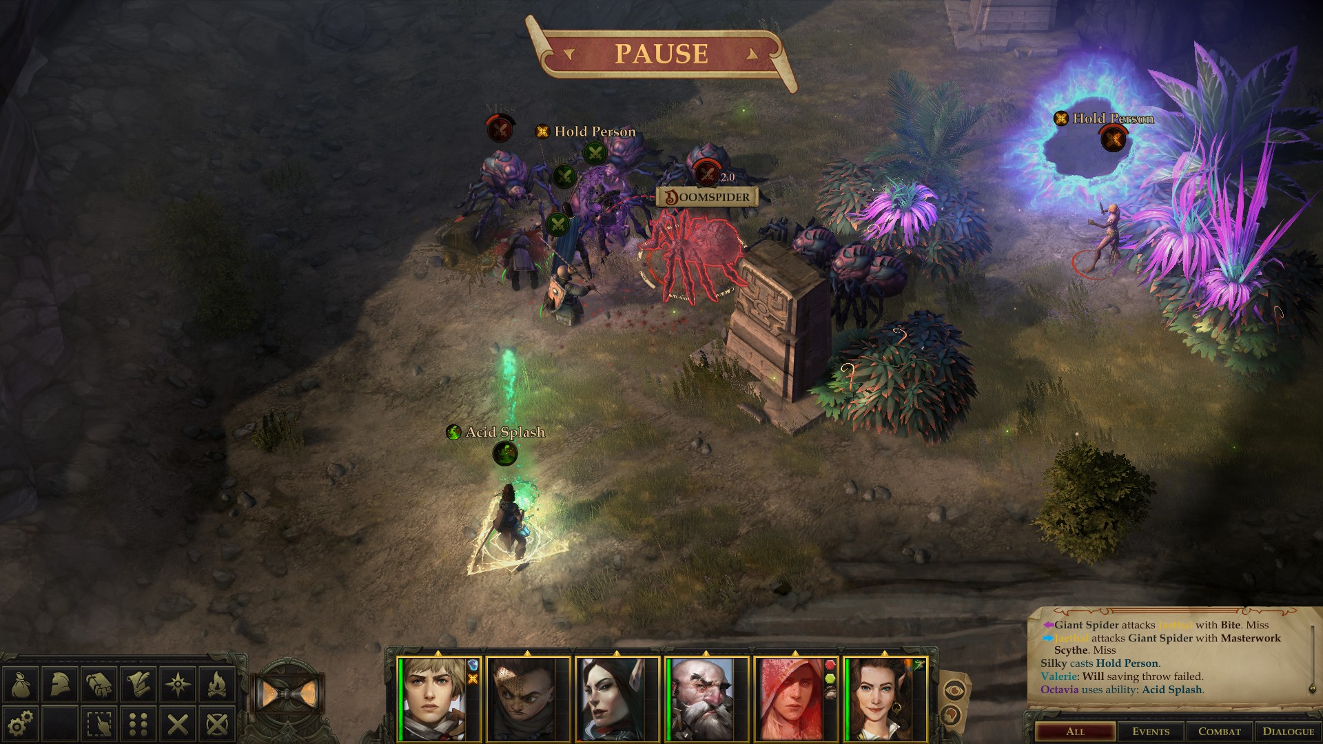 The infuriating design of Pathfinder: Kingmaker shows the