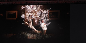 Royal Shakespeare Company puts '7 Ages of Man' into Magic Leap