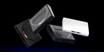 Analogue's Mega Sg plays most old Sega cartridges in 1080p