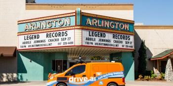Drive.ai Arlington