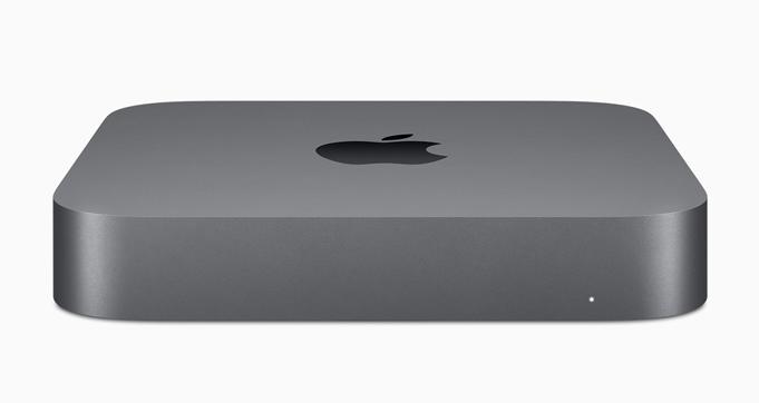 The new Mac Mini
