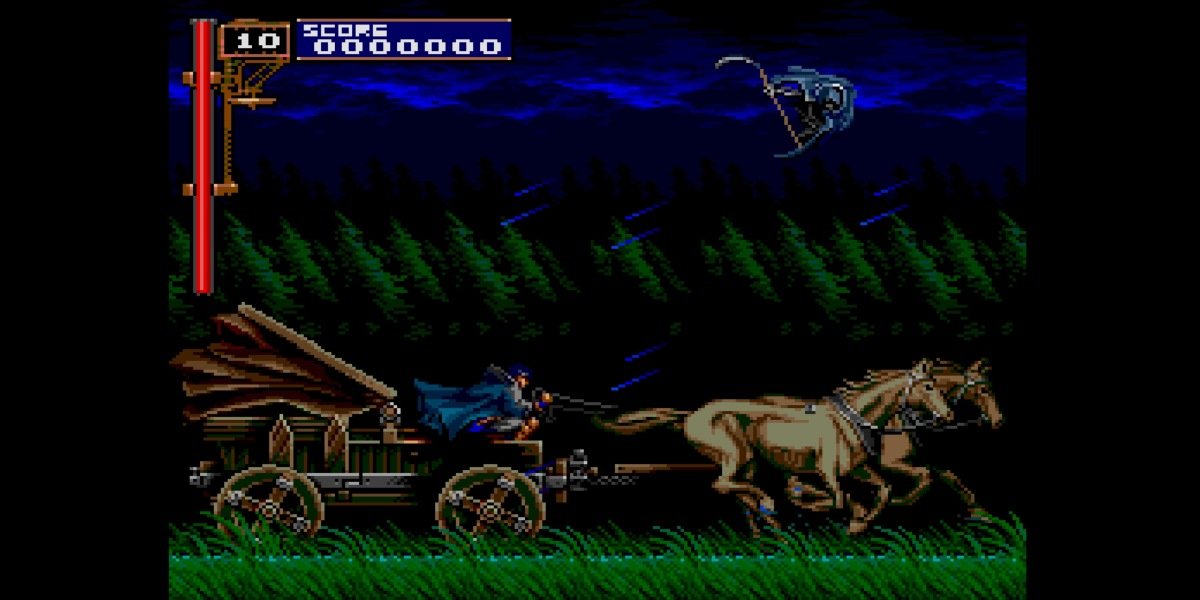 Rondo of Blood is awesome.