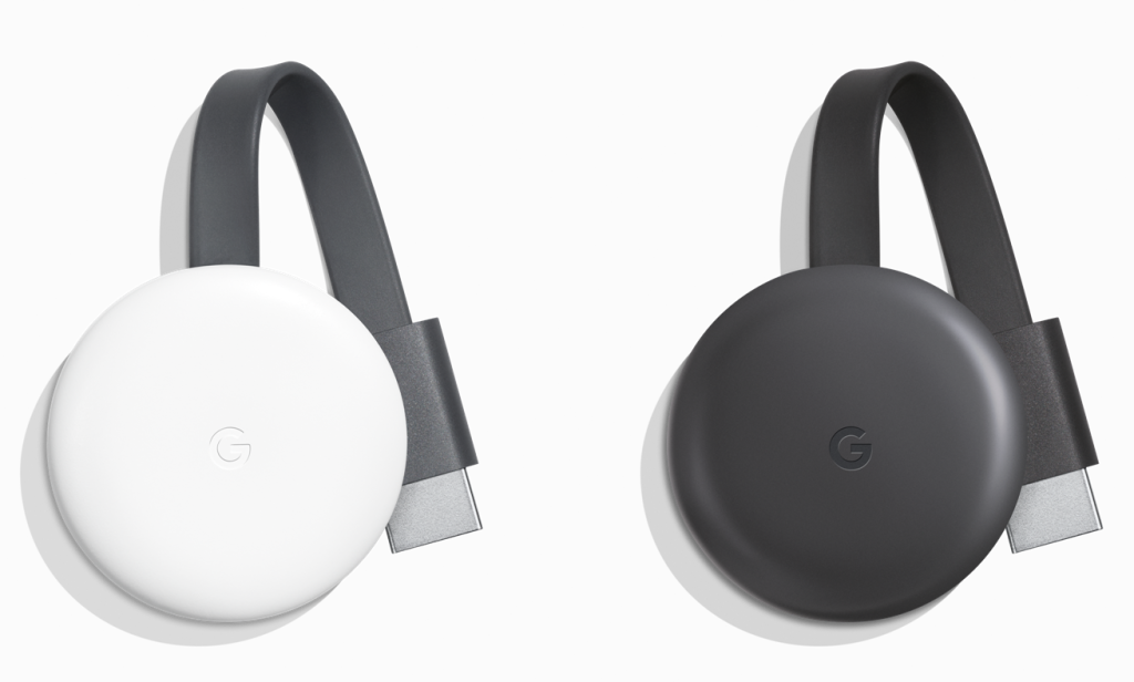 3rd generation Chromecast
