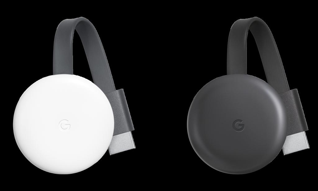 3rd generation Chromecast