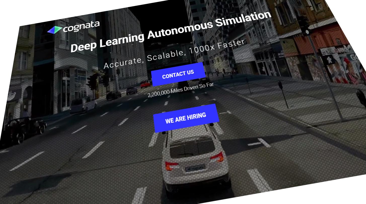 Cognata raises $18 5 million to grow its autonomous vehicle