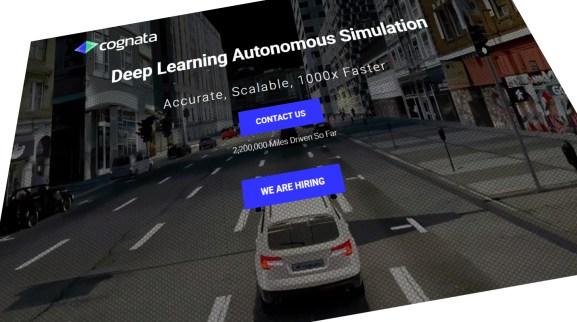 Cognata Homepage