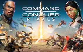 Command & Conquer: Rivals will come out on iOS and Android on December 4.