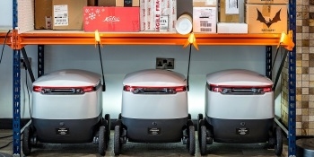 Starship Technologies launches commercial package delivery service using autonomous robots