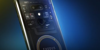 HTC's blockchain phone Exodus 1 will open to non-cryptocurrency sales starting at $699