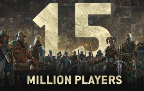 For Honor hits a big milestone.