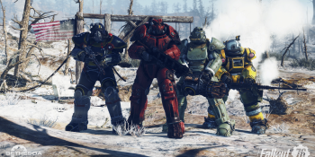 Fallout 76 is ditching the traditional MMO endgame for nukes