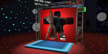 Fit It is human Tetris with HTC Vive Trackers