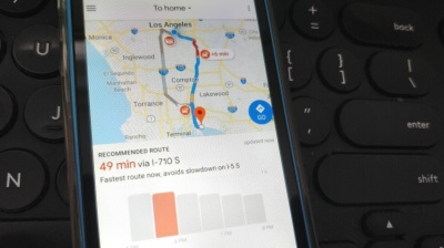 Google Maps New Commute Tab Includes Real Time Visualization Of