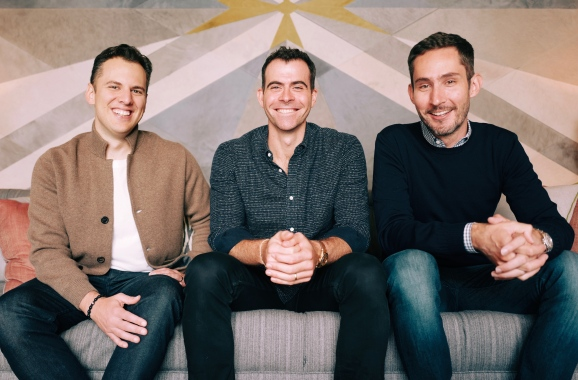 Instagram co-founder Mike Krieger, new Head of Instagram Adam Mo