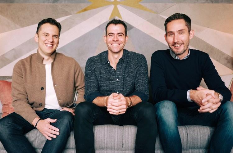 Instagram co-founder Mike Krieger, new Head of Instagram Adam Mo