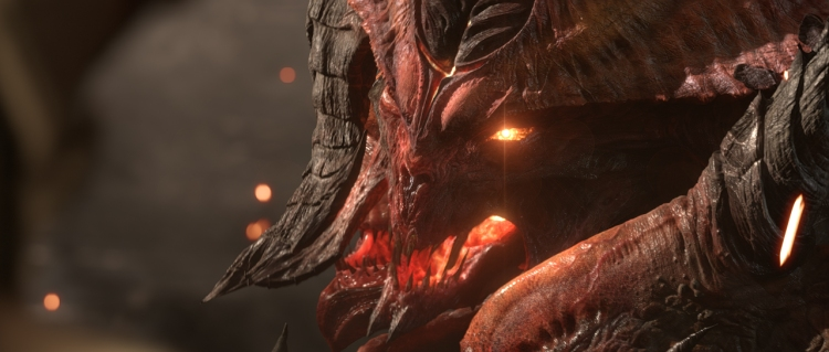 Diablo him/herself.