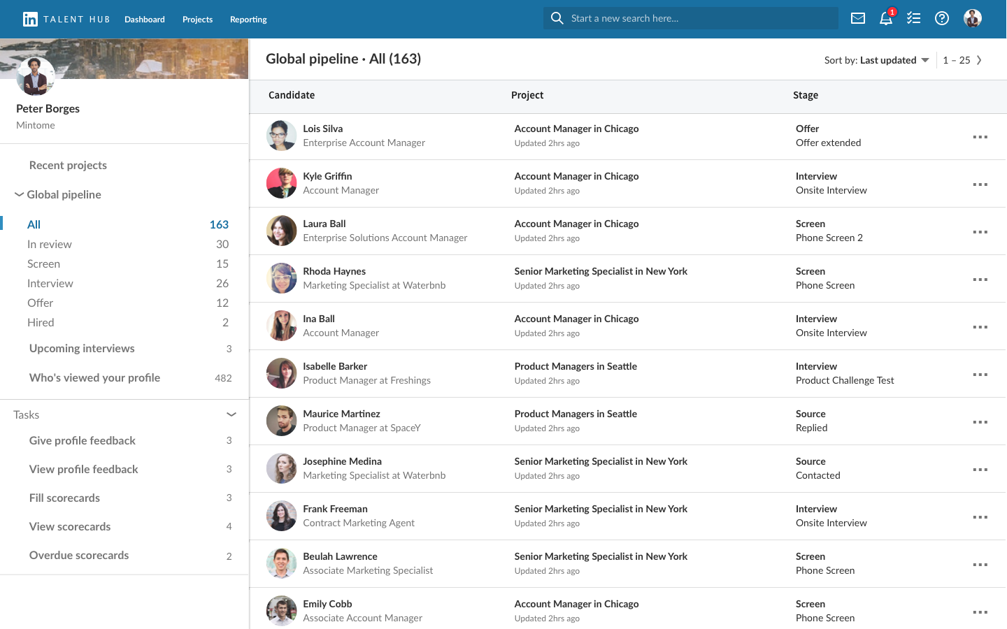 LinkedIn Launches Talent Hub to Recruit Applicants with Predictive Insights