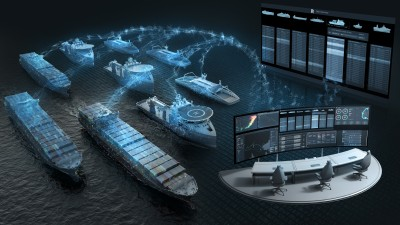 Intel partners with Rolls-Royce to develop autonomous cargo ships