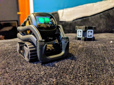 Anki Vector review: Big on heart, not on smarts | VentureBeat