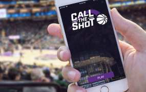 "The Sacramento Kings' ""Call the Shot"" AR game"