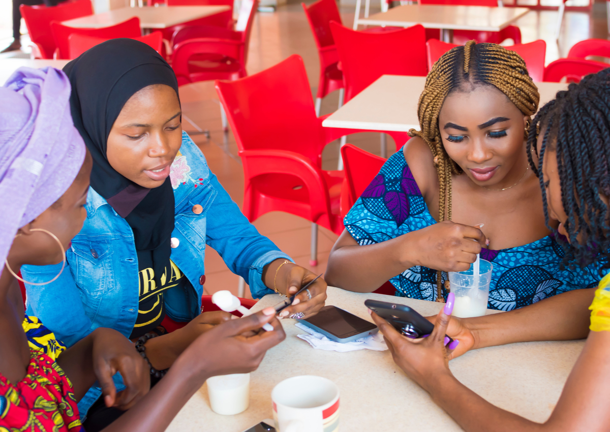The Next WeChat? Humaniq app as a service-hub for Africa's