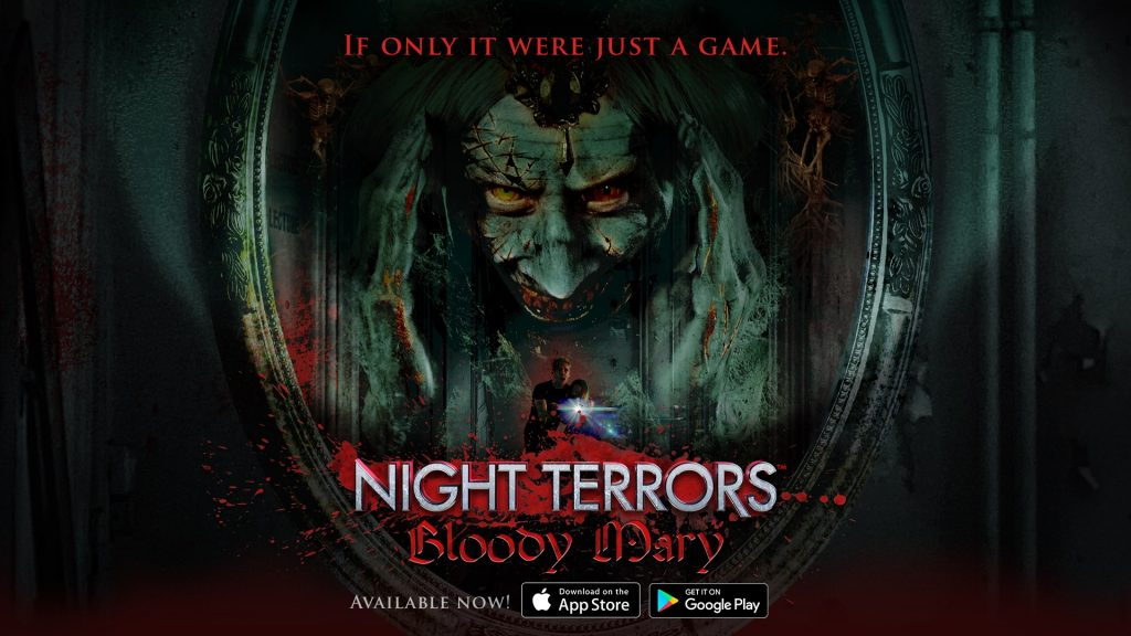 Night Terrors: Bloody Mary is AR horror from Paranormal Activity's director