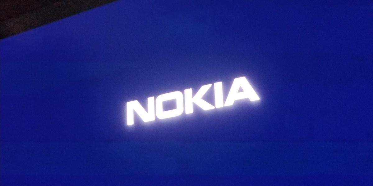 Nokai sign in London (October, 2018)