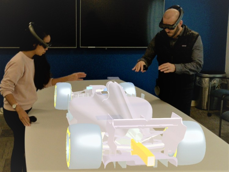 Onshape uses Magic Leap's augmented reality to improve mechanical design.