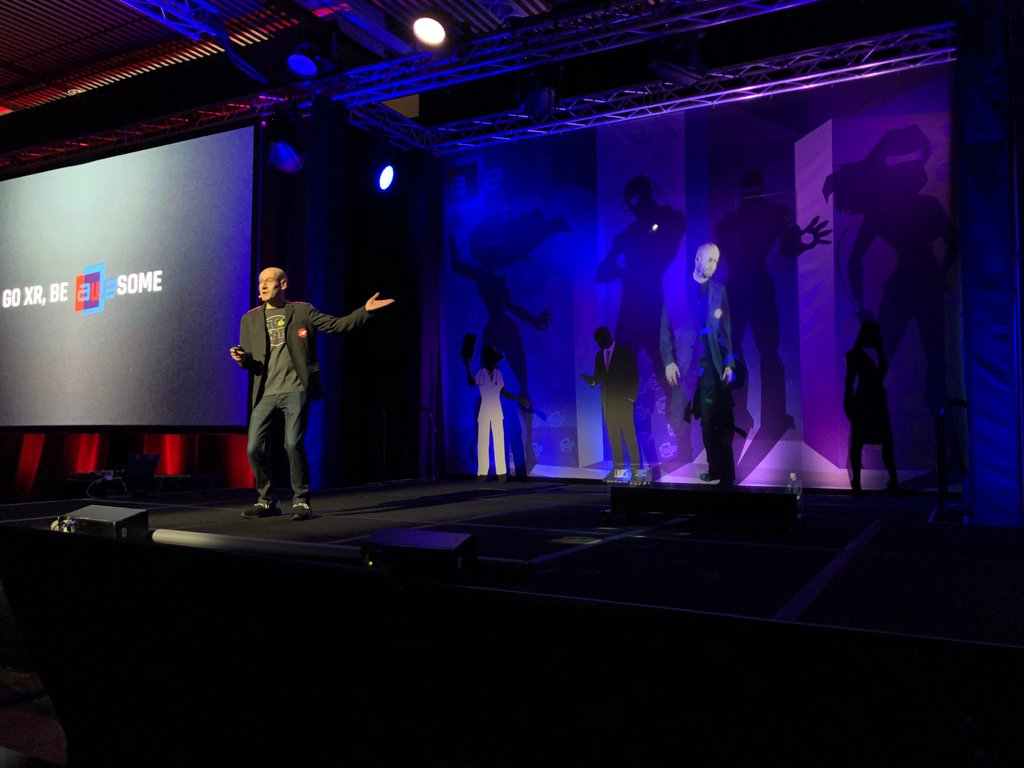 Open AR Cloud Organization launching effort to connect all augmented apps and se...