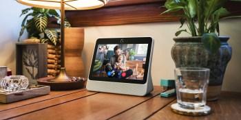 Facebook Portal review: AI makes video calls better