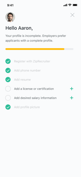ZipRecruiter's Job Seeker Profiles uses AI to improve candidate