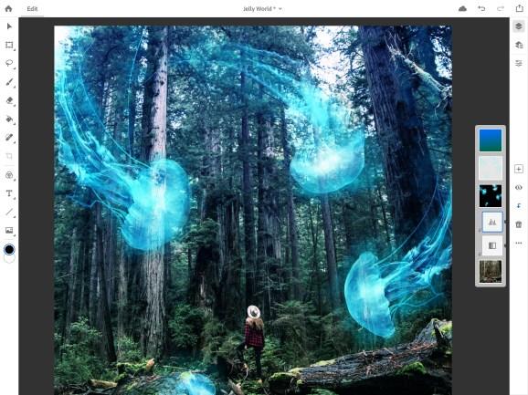 Adobe Photoshop CC for iPad