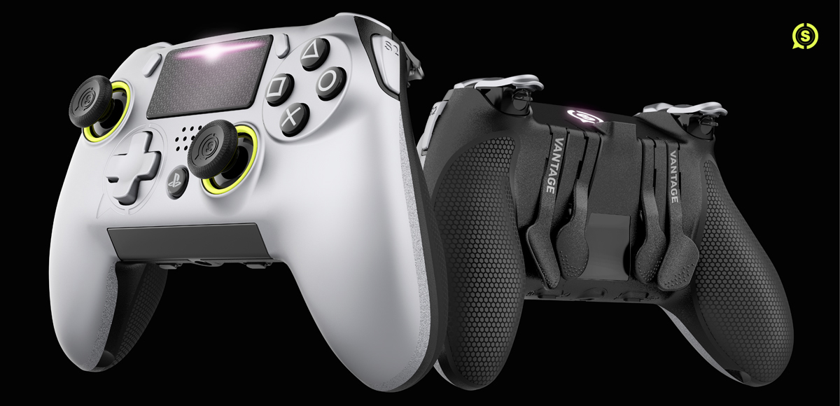 Scuf Vantage review -- This is no Xbox One Elite Controller