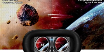 Samsung's Odyssey+ VR headset claims 1233 PPI user-perceived resolution