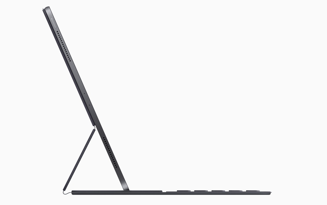 Apple shows 2nd-gen Pencil, Smart Keyboard Folio, and USB