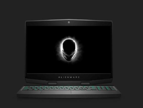 Del''s Alienware m15 laptop.