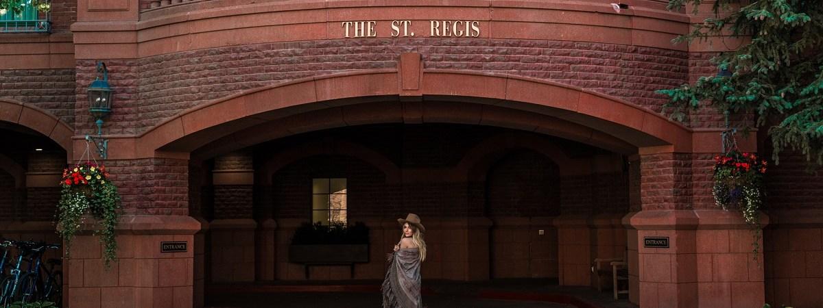 The St. Regis Hotel in Aspen