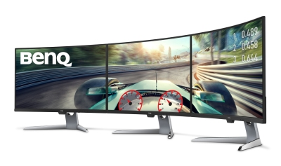 BenQ EX3203R monitor review -- All of the features with