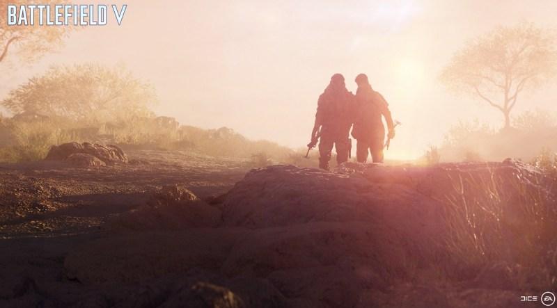 Under No Flag in the War Stories single-player vignettes of Battlefield V.