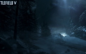 The cold will kill you as surely as the Germans in Nordlys, one of the War Stories in Battlefield V's single-player vignettes.