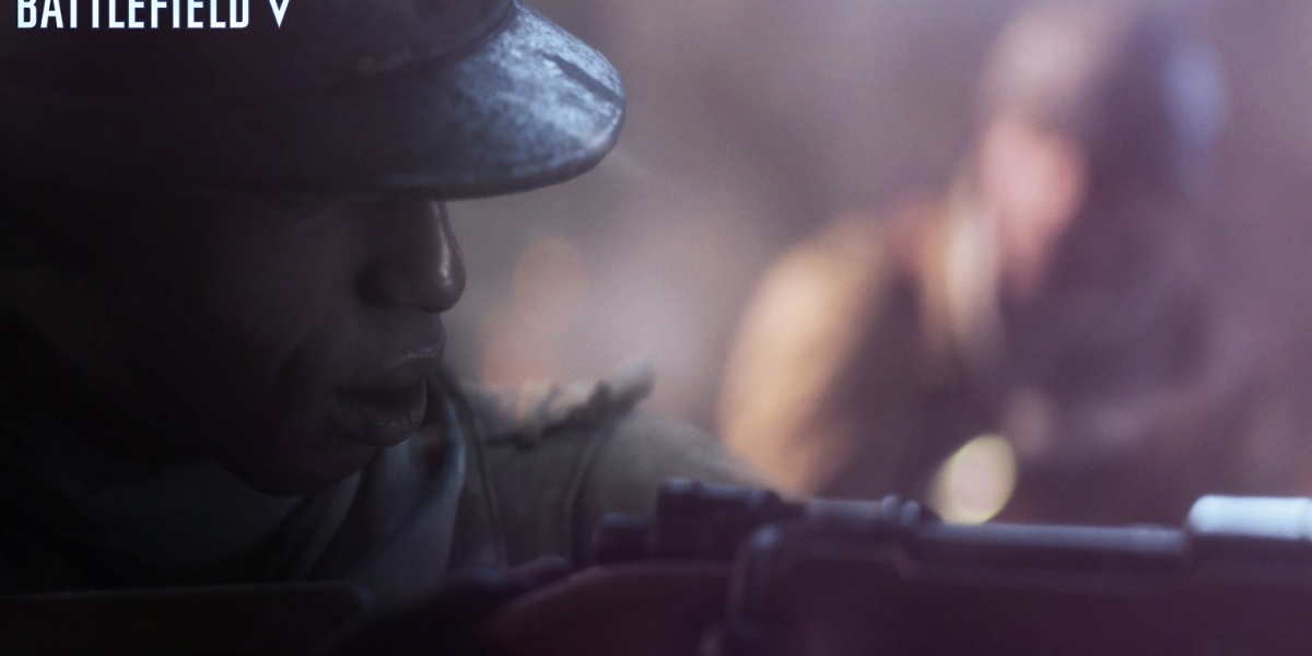 Battlefield V's Tiralleur focuses on black soldiers in the French army in WWII.