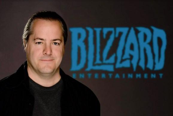 J. Allen Brack is the new president of Blizzard Entertainment.