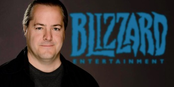 J. Allen Brack is the new president of Blizzard Entertainment.
