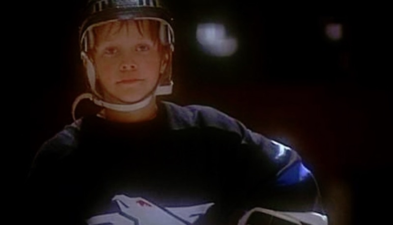 Brock Pierce was a child actor in The Mighty Ducks.