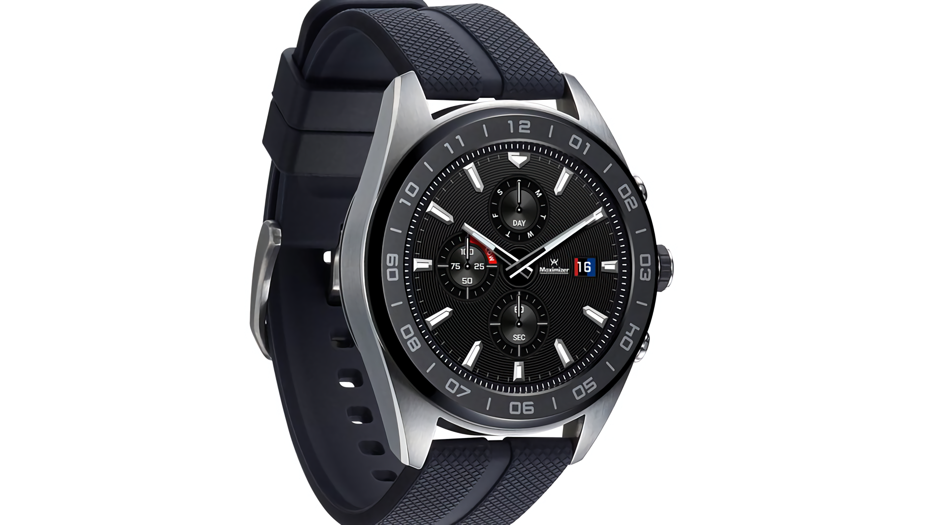 LG's Watch W7 smartwatch promises 100 days of battery life ...