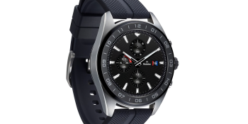 LG's Watch W7 smartwatch promises 100 days of battery life