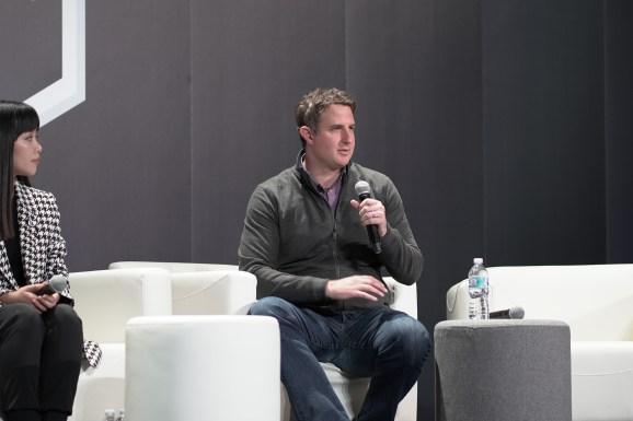 Tony Mugavero, CEO of Littlstar and Co-Creator of Ara.