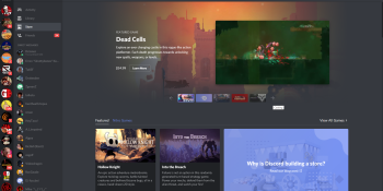 Discord raises $150 million as it starts establishing its PC game store